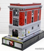 LEGO - Ghostbusters - Headquarters
