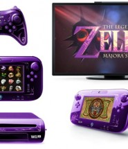 Majora's Mask - Wii U Fan Design
