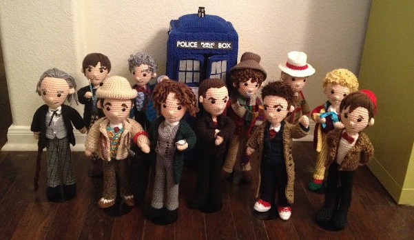 Doctor Who Crochet Patterns