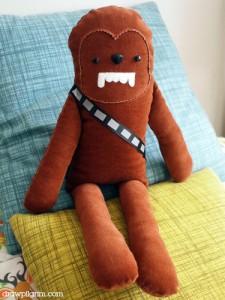 Chewbacca Plushy