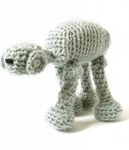 Star Wars Crochet - AT AT
