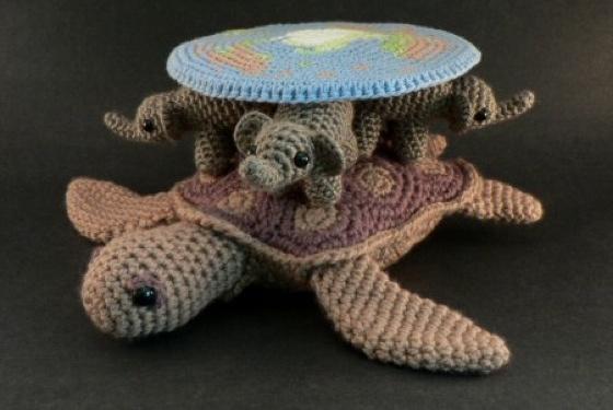 Amigurumi Discworld : Amigurumi Discworld - Plush Toy - By PlanetJune - Nerd ...