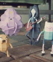 Adventure Time Paper Craft