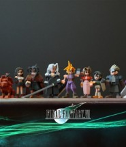 Final Fantasy VII 3D Prints