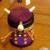 Fuzzy Dalek Sewing Case