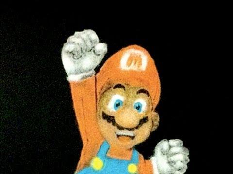 Nintendo Salt Art