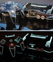 Nintendo 64 Tron Skin