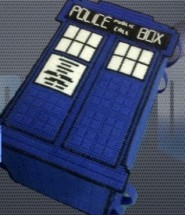TARDIS Sewing Box
