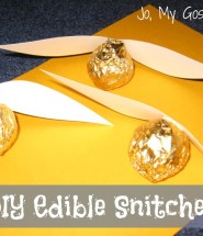 DIY Edible snitches