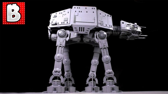 Star Wars Lego AT-AT