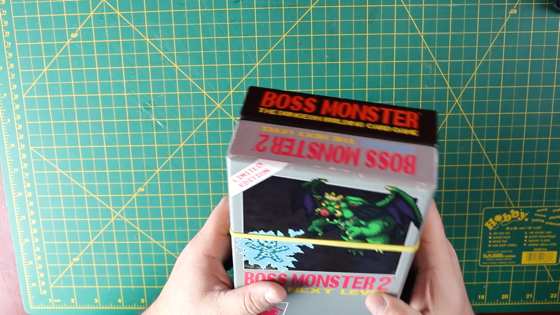 Boss Monster Insert