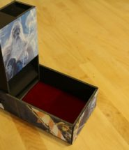 DIY Collapsable Dice Tower