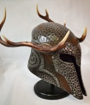 Crafting helmets from video games