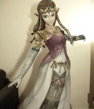Life Sized Zelda Papercraft