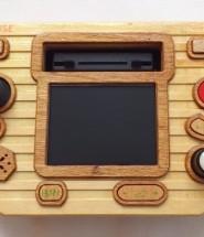 Wooden Atari 2600