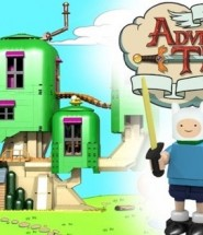 Adventure Time Lego Set