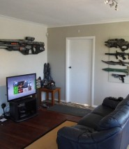 Video Game Prop Game Room