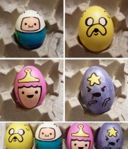 Adventure Time Eggs