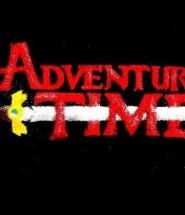 Adventure Time Salt Art