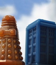 Doctor Who Soap Bars