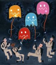 Geek Art - Ghostbusters